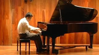 J. S. BACH, Italian Concerto: I Allegro animato - Eliud Nevárez, piano