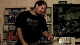 Metallica Stone Dead Forever Guitar Cover Motörhead Classic