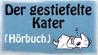 Скачать DER GESTIEFELTE KATER Märchen Hörbuch