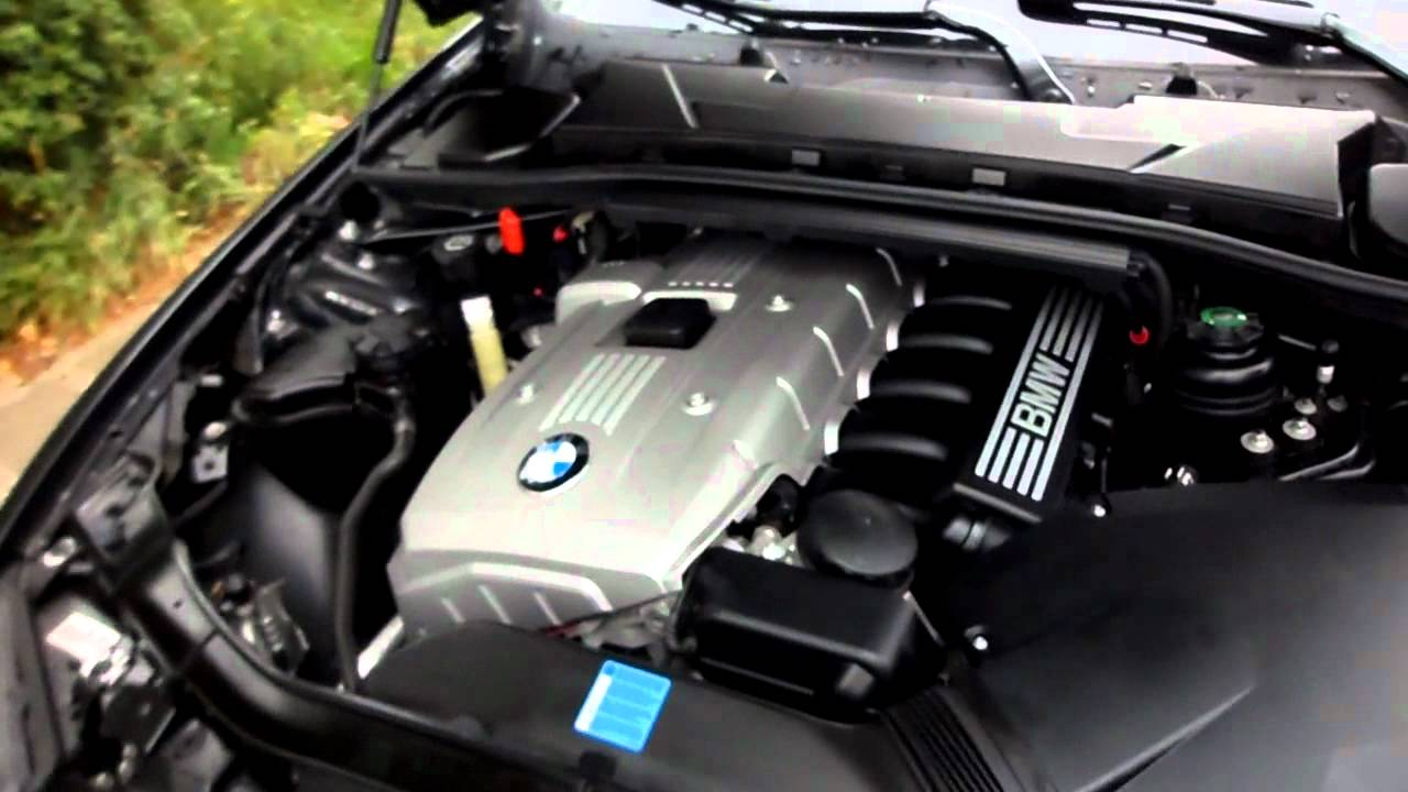bmw 325i e90 motor start youtube. Black Bedroom Furniture Sets. Home Design Ideas