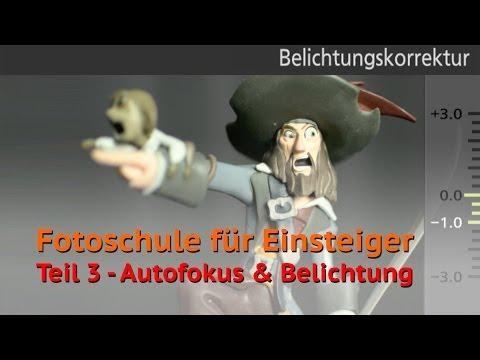 Fotoschule für Einsteiger - Teil 3 - Full HD 1080p