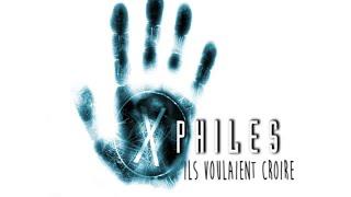 X-Philes : ils voulaient croire (blue version)