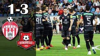 Rezumat: Sepsi OSK - FC Hermannstadt 1-3 (1-0)