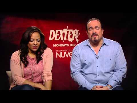 Dexter Exclusive: Lauren Velez and David Zayas