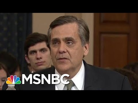 Ari: Republican Witness Was Weak, Had Other Ideas For Constitutional Amendments | MSNBC