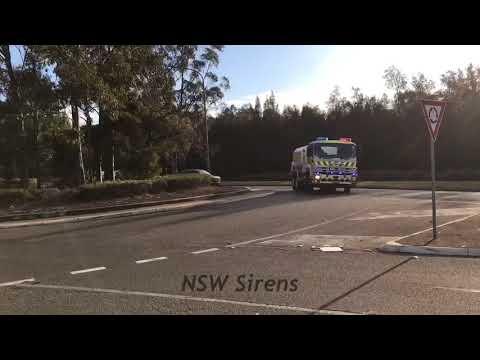 NSW RFS Macarthur Bulk Responding