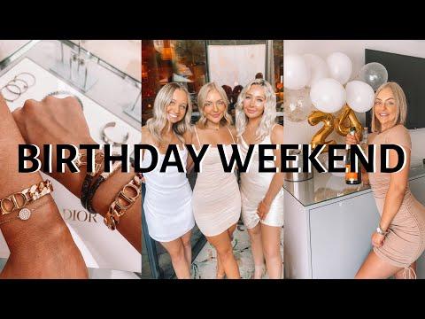 BIRTHDAY WEEKEND IN LAS VEGAS (FRIENDSHIP BRACELETS, STAYCATION, POOL PARTY, ETC)