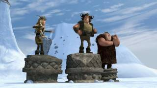 HOW TO TRAIN YOUR DRAGON - Dragon-Viking Games Vignettes: Medal Ceremony