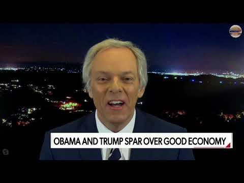 Newsmax TV, Feb. 18, 2020, 9:05am EST: The Trump economy vs. Obama's