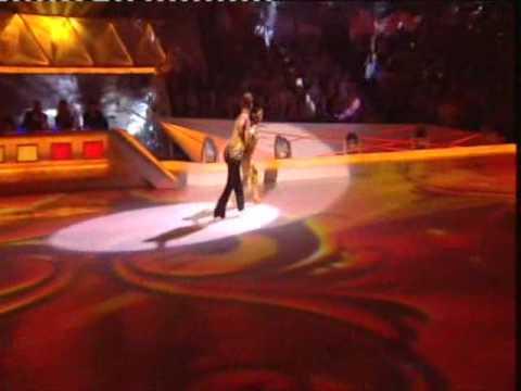hayley and dan jai ho,dancing on ice 2010