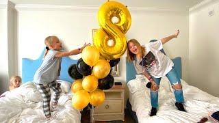 Взрослые подарки на День рождения Алисы в 8 лет ! 24 часа родители говорят ДА ! ВЛОГ НИКОЛЬ