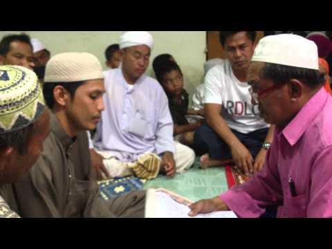 พิธีการแต่งงานแบบมุสลิม.MOV