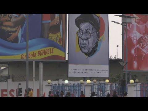 Etienne Tshisekedi : le corps de l'ancien opposant rapatrié en RDC