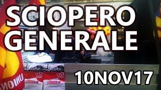 ScioperoGenerale 10-11-2017