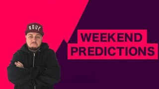 Premier League Predictions - Matchday 3