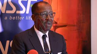 NSSF HAS UGX 800BN FOR SUPPLIERS: Fund looks for innovative solutions