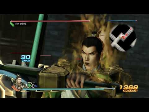 Dynasty Warriors 8 XL - Liu Bei Ultimate Solo Run - Battle Royal