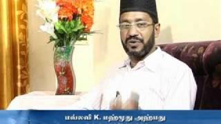 MaaNabi (Sal) avargal thantha Unmai Islam Ep:68 Part-2 (07/11/2010)