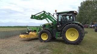 Pokaz maszyn rolniczych i prac polowych
