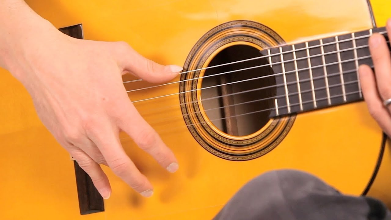 how to play golpe flamenco guitar with loop control youtube