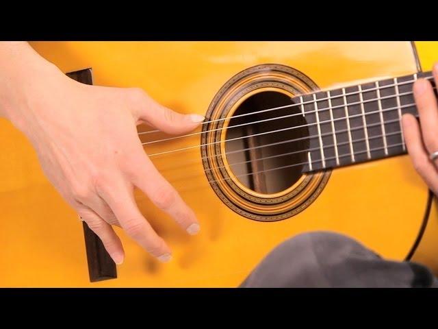How to Play Golpe | Flamenco Guitar