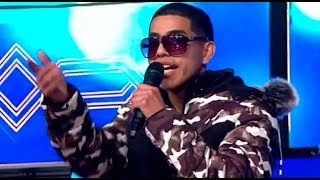 Daddy Yankee cantó