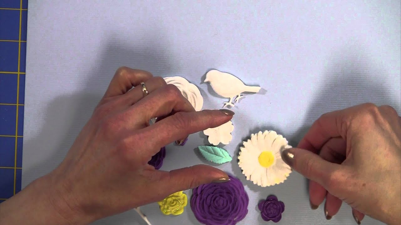 Martha stewart crafts air dry clay review youtube for Air dry clay crafts