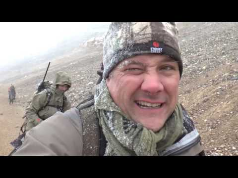 The hunt for my dream trophy - Mid Asian Ibex hunting in Kyrgyzstan