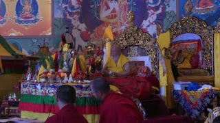 Rabne Chenmo Puja – Great ritual of purification and blessing of the place and of all beings (Tibetan) – 1/3 July 2018