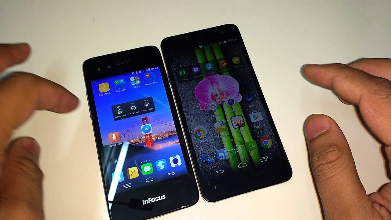 Reviews of phones Micromax. Comparison of the best models 69