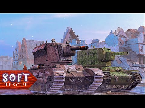 LoLs Of Tanks | WoT Blitz - Episode 31