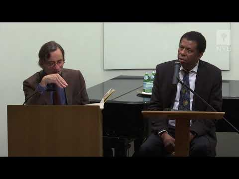 French Literature In The Making: Dany Laferrière