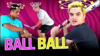 INVENTAMOS UM JOGO - COPA DO MUNDO DE BALL BALL