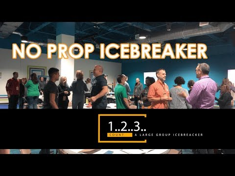 1..2..3.. Large Group Icebreaker EP.5