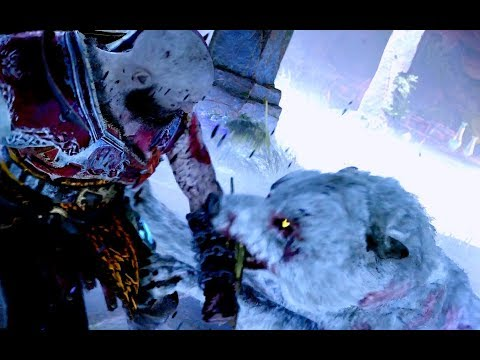 God Of War PS4 - Part 28 : Dwarven Favour / Fafnir's Hoard