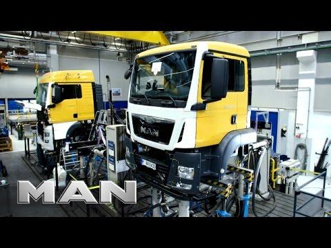 MAN truck production - Munich