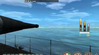 Silent Hunter 4 Wolves of the Pacific PC Gameplay