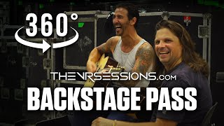 Backstage Pass - Episode 1 with Sully Erna of Godsmack and Saint Asonia/Staind in 360˚ VR
