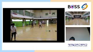 대구일과학고등학교 체육대회 예선전
