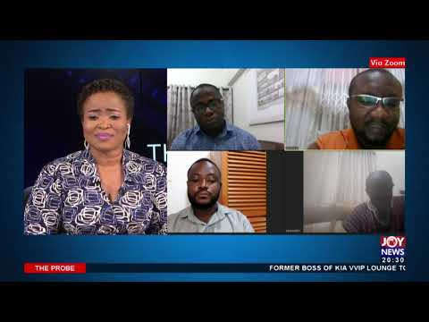 Bloody roads -1,706 crushed between January and July 2021  - The Probe on JoyNews (15-8-21)