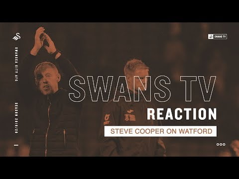Steve Cooper On Watford | Reaction