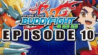[Episode 10] Future Card Buddyfight Hundred Animation