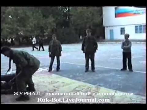 Видео: спецназ ГРУ