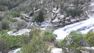 Horsetail Falls Alpine Utah