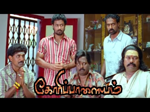 Goripalayam | Goripalayam Full Movie Scenes | Ravimaria Searching Harish & His Friends | Singampuli