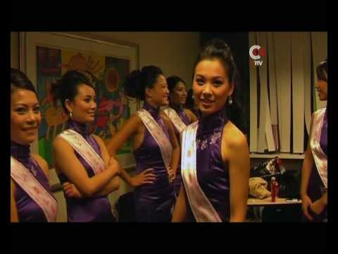 CRTV.NL Miss China Europe Pageant Benelux Finale 2009 Utrecht