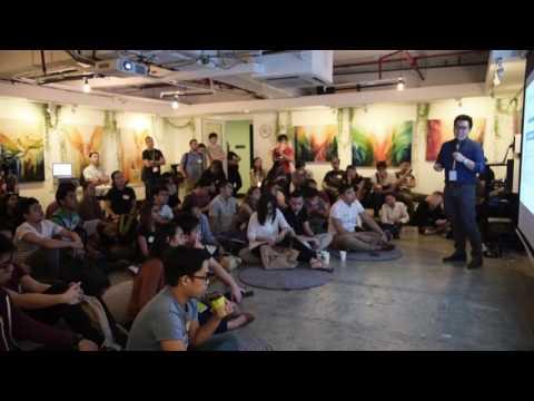 A Thousand Stories, by TJ Palanca - World IA Day Manila 2016