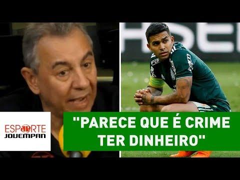 Flavio Prado Defende Palmeiras: