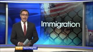 EWTN News Nightly - 2014-08-27 - Illegal immigration - Brian Patrick