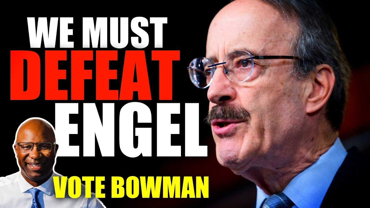 Eliot Engel caught on hot mic: 'If I didn't have a primary, I wouldn't ...